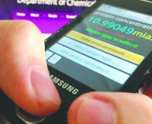 Mexicano crea aplicación que  transforma teléfonos en laboratorios