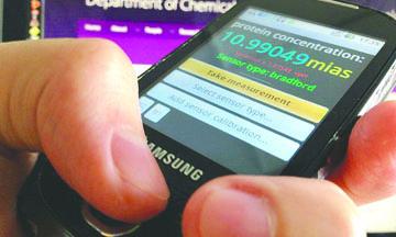 <!--:es-->Mexicano crea aplicación que  transforma teléfonos en laboratorios<!--:-->