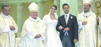 Matrimonio del Presidente de México podría ser un fraude