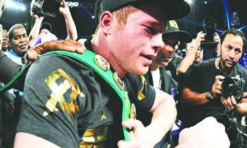 <!--:es-->Amir Khan será el primer rival de Canelo Alvarez el 7 de mayo<!--:-->