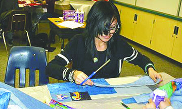 "<!--:es-->Ophelia's Art Project Raymond Cree Middle School Art Project ""Unity"" 2015-2016<!--:-->"