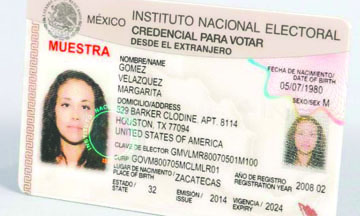 <!--:es-->Once mil Mexicanos han solicitado credencial para votar desde el extranjero: INE<!--:-->