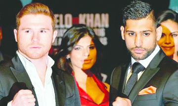 De la Hoya augura gran futuro para ganador entre Canelo y Khan