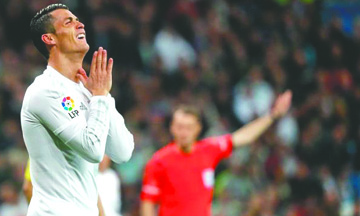 Cristiano quisiera terminar su carrera en Madrid España