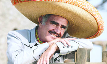 El Adiós de Vicente Fernández
