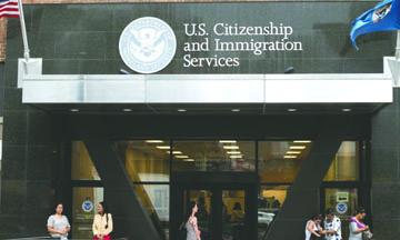 Las tarifas de  Inmigración suben entre el 7% y el 258%