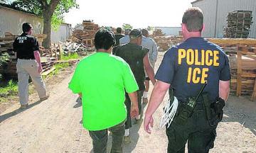 ICE estaría planeando nuevas redadas de inmigrantes en Mayo y Junio