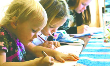 En Finlandia, los niños no aprenden a leer hasta los 7 años