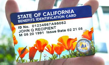 Así lucirán las nuevas tarjetas del Medi-Cal que llegarán este verano