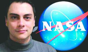 Estudiante de la UAM logró ser aceptado por la NASA
