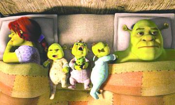¿Shrek regresará a la pantalla grande?
