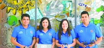 Mexicanos participarán en concurso de Robótica en EU