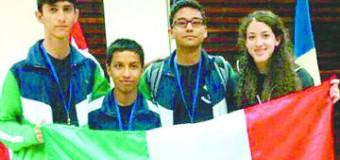 Primer lugar para México en Olimpiada Matemática de Centroamérica y el Caribe