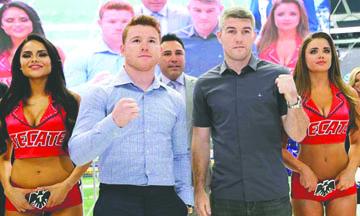 'Canelo' Álvarez peleará en el estadio de los Cowboys de Dallas