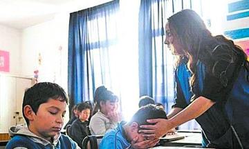 Usan la meditación en el aula como antídoto contra la violencia