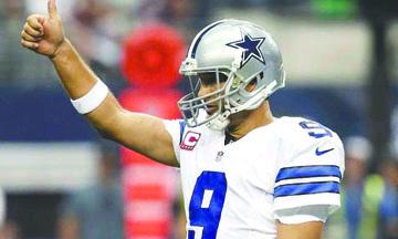 Jerry Jones reitera a Romo como su QB titular