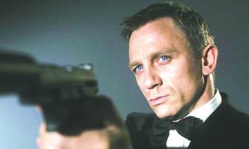 Daniel Craig está reconsiderando protagonizar otra película de 'Bond'