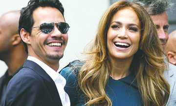 ¿Jennifer Lopez y Marc Anthony retoman su romance?