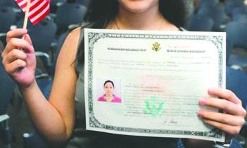 Fuertes críticas por el aumento de 112% del precio del certificado de Ciudadanía para hijos de extranjeros Naturalizados