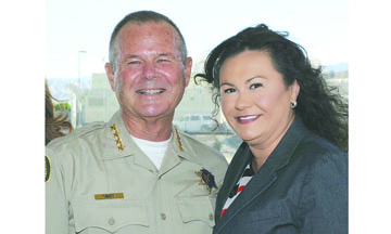 Sheriff Sniff Endorses Lupe Ramos Watson for Indio City Council