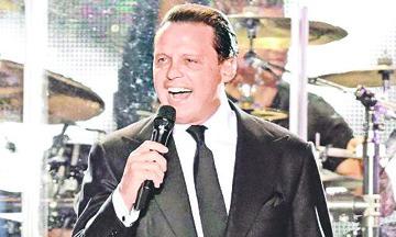 Luis Miguel planea disco con el Mariachi Vargas de Tecalitlán