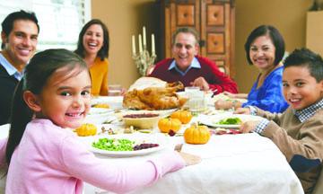 Hablemos sin rodeos sobre la seguridad en el Día de Acción de Gracias