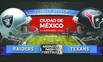 La NFL encontrará un México muy distinto al de su visita en el 2005