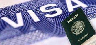 Costo total de la visa de EU y pasaporte Mexicano