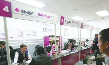 Sólo 20 mil mexicanos activaron credencial para votar en el Exterior