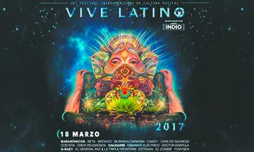 Bronco también tocará en el Vive Latino 2017