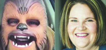 """Mamá Chewbacca"": cómo un video viral le cambió la vida a Candace Payne"