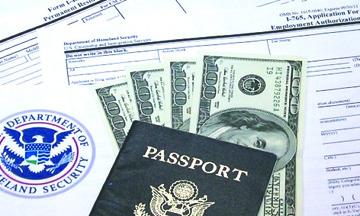 Este mes aumentan las tarifas de migración
