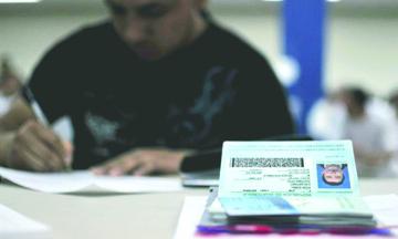 El servicio de Inmigración  acepta formularios antiguos pero con las tarifas que entraron en vigor el 23 de Diciembre