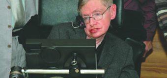 Stephen Hawking da hermoso mensaje a personas con Depresión