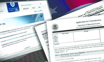 A partir de hoy USCIS sólo recibe nuevos formatos para trámites de inmigración