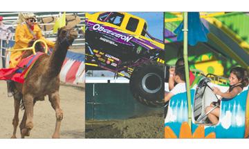 Feria del Condado de Riverside y Festival Nacional del Dátil