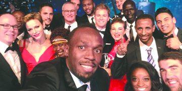 ¿Es este el mejor selfie en la historia del deporte?