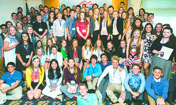"""High School Conference at the Reagan Ranch – Young America's Foundation """"June 22 to 24 2017"""""""
