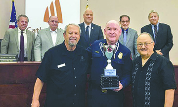 """Cathedral City presented the Annual """"Sammy´s Meatball Festival & Contest"""""""