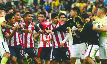 Podría haber Clásico Nacional en Copa MX