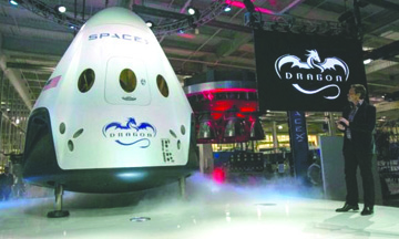 SpaceX anuncia el primer viaje turístico a la Luna para finales de 2018