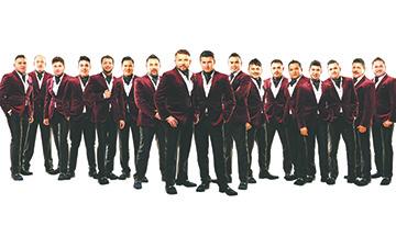 Spotlight 29 Casino proudly presents Grammy Award winning mexican group Banda el Recodo