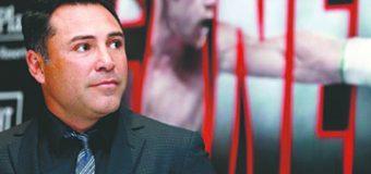 Predice De La Hoya que Canelo-Chávez acaba por KO en asaltos finales