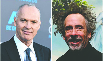 """Michael Keaton negocia ser villano en remake de """"Dumbo"""" de Tim Burton"""