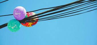 Los apagones provocados por globos metalizados continúan siendo un problema importante