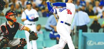 El asombroso novato de los Dodgers impone nuevo récord de jonrones