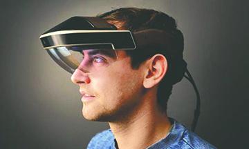 Hologramas, modelos a escala en 3D y ficheros en realidad virtuaal: así será la oficina del futuro