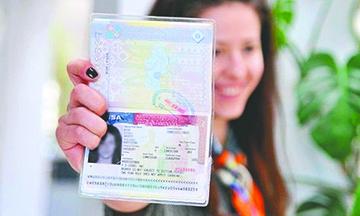 Solicitud de Visa Estados Unidos B1/B2