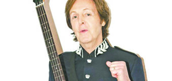 Se agotan los boletos para show de Paul McCartney