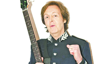 Se agotan los boletos para show de Paul McCartney